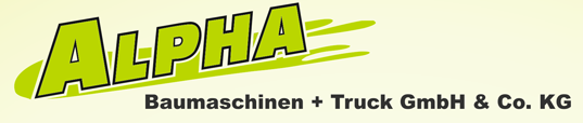Alpha Baumaschinen + Truck GmbH & Co. KG